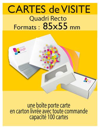 Carte De Visite Pdf Impression TELECHARGER VOTRE FICHIER AU FORMAT PDF EN 85x55 OU COMPOSER VOUS MEME